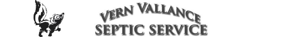 Vern Vallance Septic Service